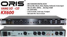 Vang cơ số Oris KX600