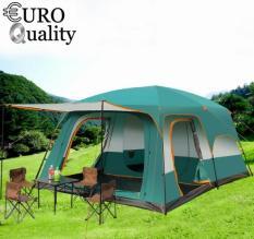 Lều trại ngoài trời phủ loại lớn Big House Euro Quality