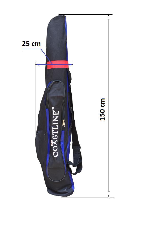 Túi đựng cần câu cá 150CM- Bảo hành 12 tháng