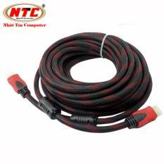 Cáp HDMI YH-18 dài 10m OEM (Đen)