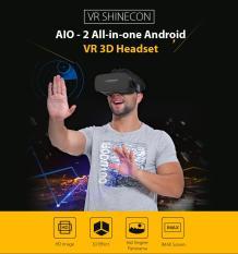 Kính thật tế ảo chạy android 3D Vr Shinecon ALL IN ONE – không cần điện thoại