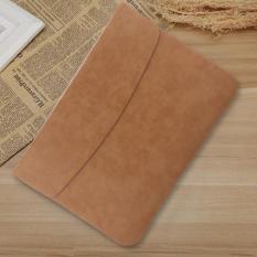 Túi da cao cấp cho Macbook Air 11inch (màu Nâu) Shop CB