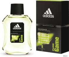Nước Hoa Nam Adidas Eau de toilette 100 ml – Pure Game