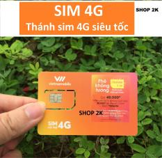 Thánh sim 4G 10 số (052) Vietnamobile FREE 120Gb/tháng – Thánh sim Hà Nội