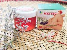 Gel Wax Lông Nách,Gel Wax Lông Chân, Gel Wax Lông Mặt- Gel Wax Lông Tại Nhà, Gel Wax Lông Mật Ong – Gel Wax Lông Lạnh- Wax Lông Dạng Gel, Siêu Nhanh và Siêu Sạch (Có Que Gỗ và Giấy wax kèm theo)- Thảo Dược Thúy Liễu