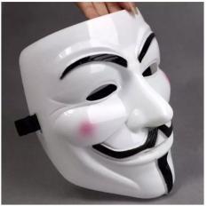 Mặt Nạ Hacker Chất Liệu An Toàn, Sử Dụng Để Hóa Trang Cho Các Em Nhỏ Vào Các Dịp Lễ Rất Đẹp