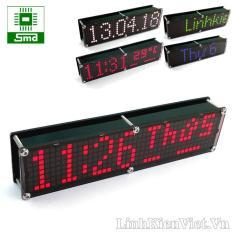 Đồng hồ LED Matrix 8×40 V2