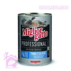 Pate Miglior Gatto cho mèo mọi lứa tuổi 400g