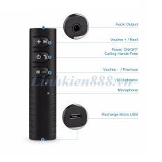 Thiết bị thu âm thanh Bluetooth 4.2 đưa ra loa ô tô và loa thường