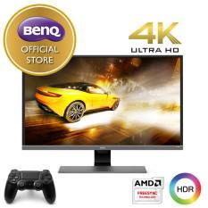 [NEW] Màn hình máy tính BenQ EW3270U 32 inch 32″ 4K HDR HDMI, DP, USB-C Ports xem phim, chơi Game PS4, PS4 Pro đỉnh