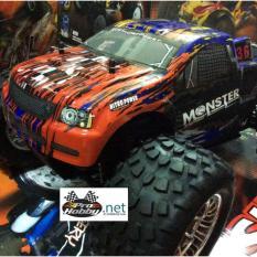 Xe điều khiển HSP Monster Truck 94188 1/10 chạy xăng