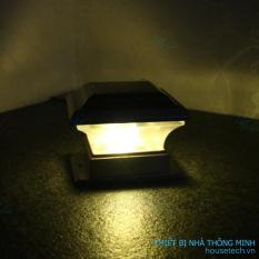 Đèn trụ hàng rào năng lượng mặt trời HT430
