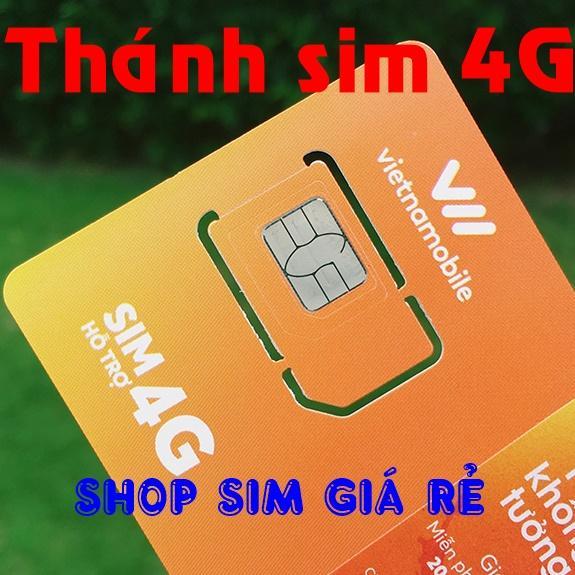 Thánh sim 4G Vietnamobile FREE 120Gb/tháng – Shop Sim Giá Rẻ