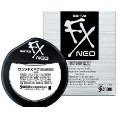 Thuốc nhỏ mắt Sante FX Neo bổ sung dưỡng chất cho mắt – 12mL