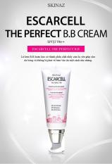 Kem nền che khuyết điểm Escarcell The perfect BB Cream – SPF37+, PA++ Skinaz -Hàn Quốc