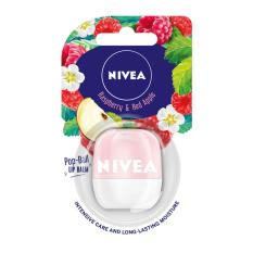 Son dưỡng ẩm NIVEA LIP POP-BALL RASPBERRY& RED APPLE 7G