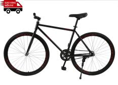 Kachi – Xe đạp Fixed Gear Air Bike MK78 (đen)