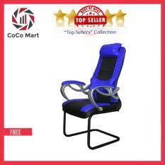 Ghế Chơi Game CoCo3534 (Xanh Đậm)