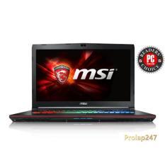 Giá MSI GE72VR i7 -7700HQ 16GB SSD 128Gb + 1TB 17.3 FHD(1920 x 1080) GTX 1060 New 99% Tại Prolap247