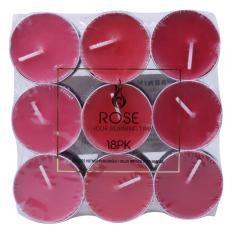 Nến hương tròn 18 cái/bộ UBL DH0451