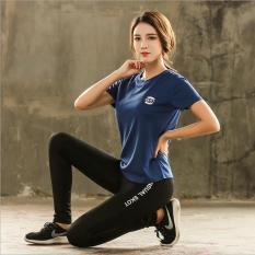 Bộ quần áo thể thao nữ Skot (Hàng nhập khẩu) đồ tập gym, yoga