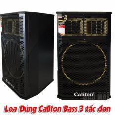 Loa Caliton bass 3 tấc đơn thùng sơn