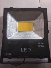 Đèn Pha led Cao cấp chống nước COB 100W( Đủ wat)