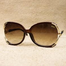 Kính Mát Nữ Thời Trang Chống Chói, Chống UV400 – MK896.1 (Nâu)
