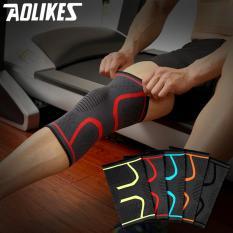 Băng bảo vệ, hỗ trợ đầu gối khi chơi thể thao , đá bóng, tập yoga, chạy bộ, bóng chuyền, tennis,..AOLIKES ( 1 đôi )