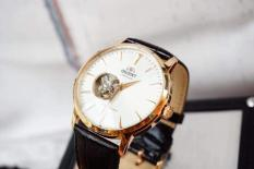 Đồng hồ Orient dây da máy cơ