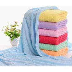 Bộ 5 khăn tắm xuất Nhật siêu mềm mịn 70 x 140