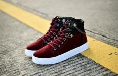 Giày cao cổ nam CC99