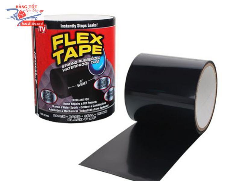 Flex Tape – Băng keo siêu dính, siêu khỏe