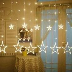 Đèn led nhấp nháy trang trí hình ngôi sao siêu đẹp ( Sẵn vàng và bảy màu )