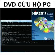 Bộ DVD Hirens Bootdvd 15.2 Toàn Tập