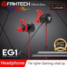 Tai nghe Gaming nhét tai Fantech EG1