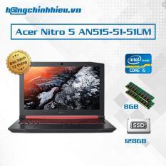 Laptop Acer Nitro 5 AN515-51-51UM – i5-7300HQ,VGA GeForce GTX 1050, 15.6″ inch Full HD IPS – Hãng phân phối chính thức