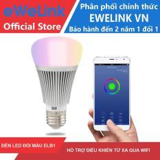 Bóng Đèn Led Thông Minh Đa Sắc eWeLink ELB1 Điều Khiển Từ Xa Wifi, 3G, 4G