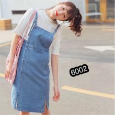 Yếm Váy Jeans 2 Dây Thời Trang OHS6001-2