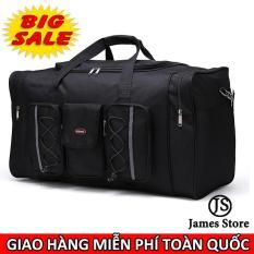 Túi xách du lịch thời trang phong cách Hàn Quốc cao cấp cỡ lớn James Store TXL102