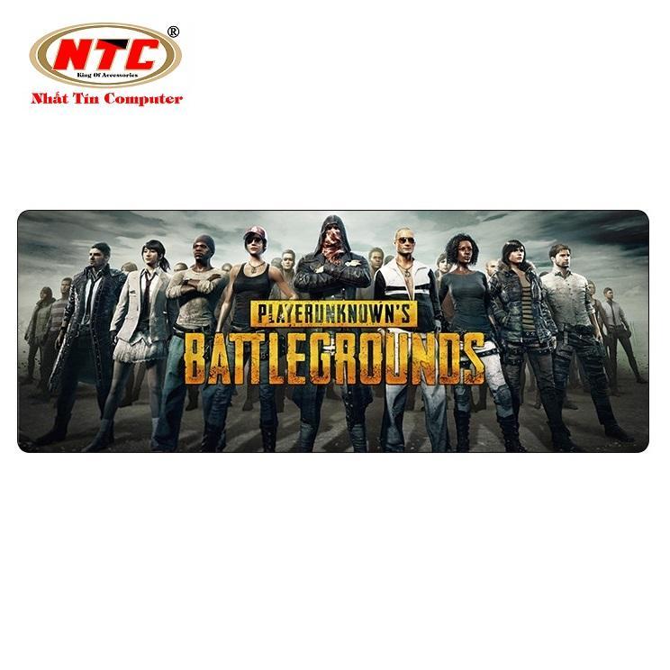 Bảng Giá Miếng lót chuột size lớn chơi game NTC hình PUBG – Loại Mousepad Speed Tại Nhất Tín Computer (Tp.HCM)