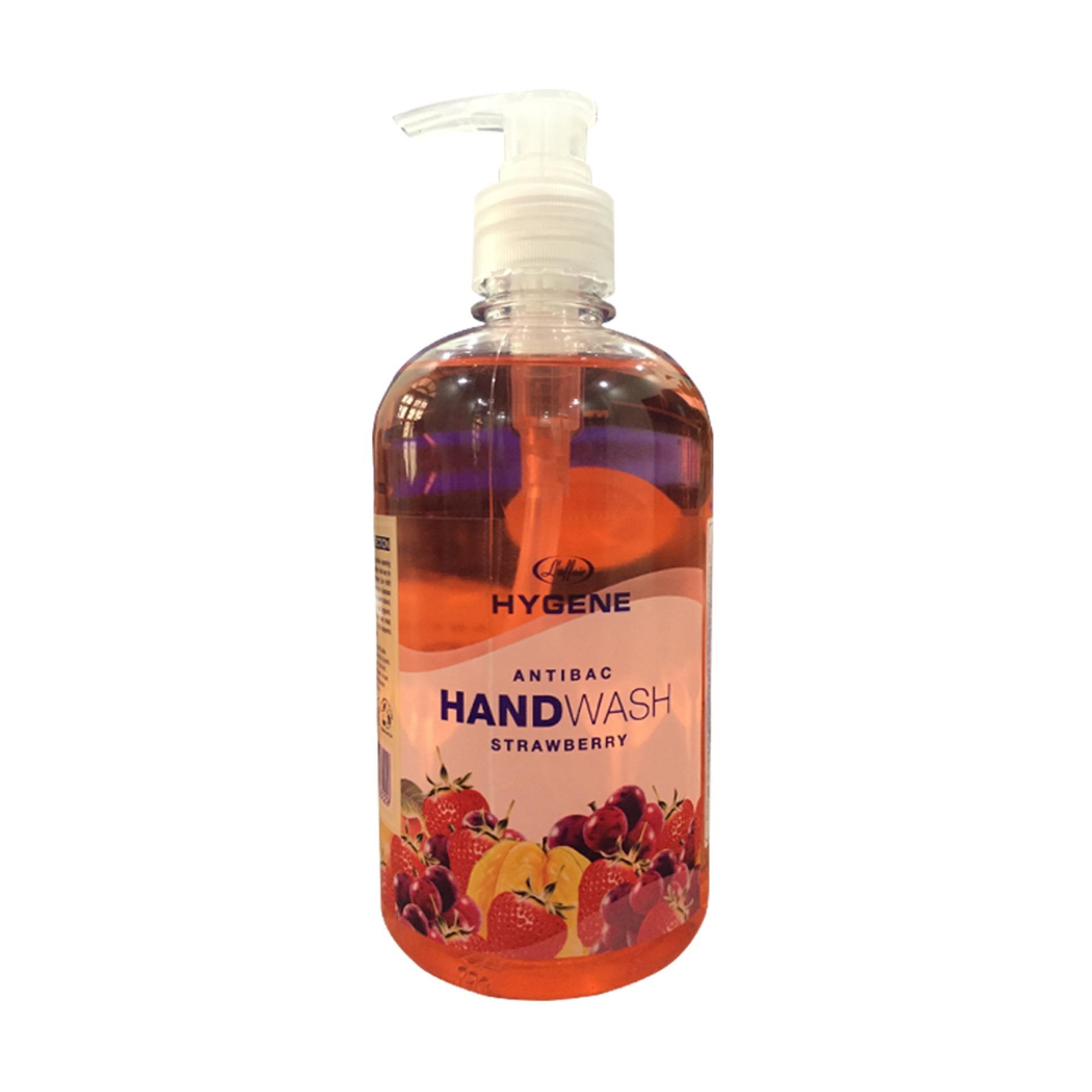 Nước rửa tay L'affair hương dâu tây 500ml