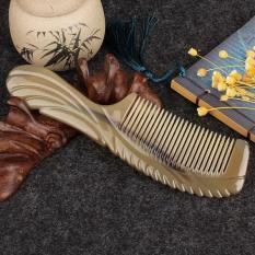 Lược sừng xuất Nhật – COH165 (Size: XL – 20cm) Cổ điển cao cấp đẹp hoàn hảo – Horn Comb of HAHANCO – Chăm sóc tóc