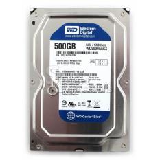 HDD 500GB Western Blue mới bảo hành 24 tháng