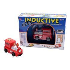 Ô tô đồ chơi chạy theo nét vẽ Inductive 777 cho bé vô cùng bất ngờ