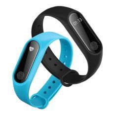 Đồng hồ thông minh, Vòng đeo tay thông minh cao cấp Smart M2 Kết nối Bluetooth