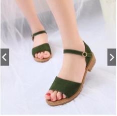 Giày sandal MYS quai ngang đế chiến binh