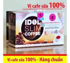 Cà Phê Giảm Cân Idol Slim Coffee Thái Lan 10 gói x 15g