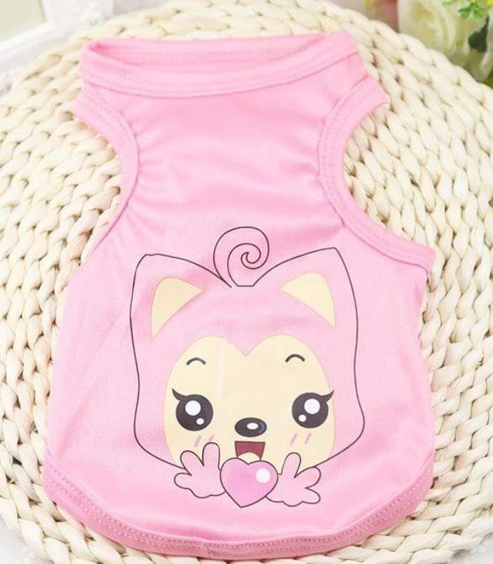 Áo thun dành cho chó mèo