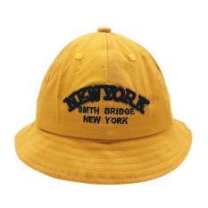 Mũ Nón Rộng Vành New York Cho Bé